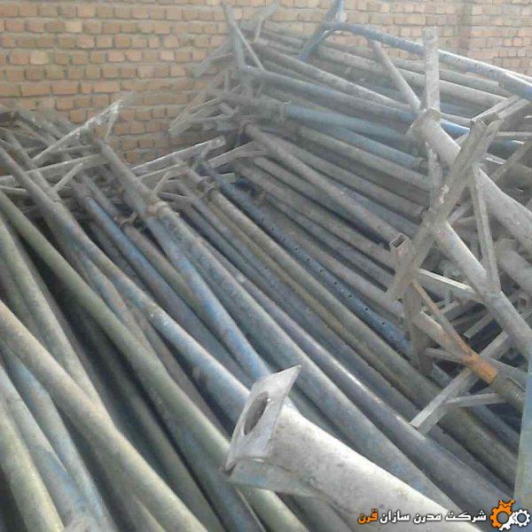 فروش جک ساختمانی دست دوم 4 متری تبریز